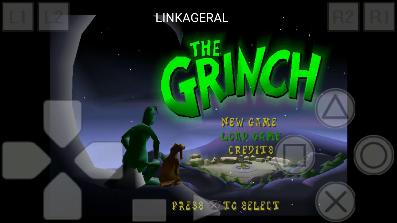 The Grinch Monstro Verde Do Natal Para Android Youtube