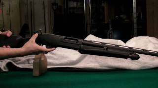 Pump-Action Shotguns - Benelli Supernova