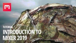 Gambar cover Introduction to Quixel Mixer 2019: Tutorial