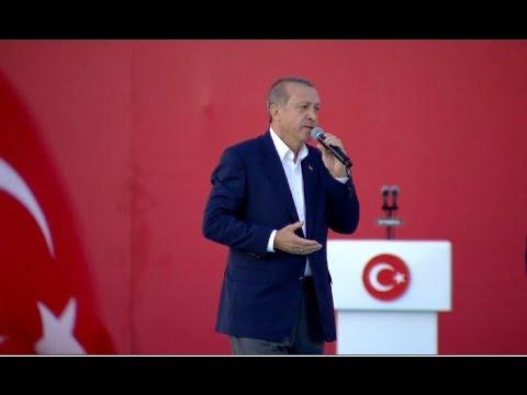 Cumhurbaşkanı Recep Tayyip Erdoğan: Kardeş olacağız, hep birlikte Türkiye olacağız! - atv