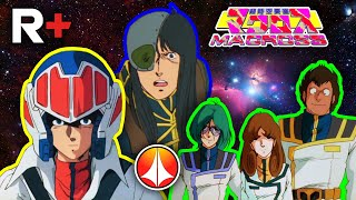 Robotech Plus | R+