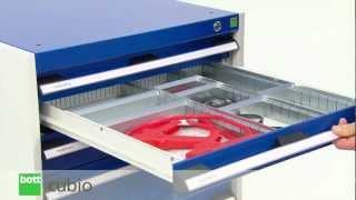 Bott Cubio - Drawer Cabinets