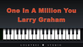 Larry Graham - One In A Million You (래리 그레이엄 - 백만분의 일)