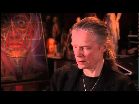 Alex Grey: Visionary experiences give me new territory for contemporary art