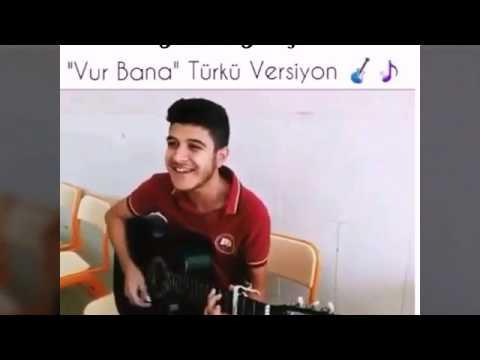 Kerimcan Durmaz - Vur Bana Türkü Versiyon Cover Ömer Tekin