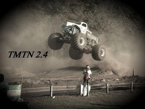 The Monster Truck Nerd 2.4 Monster Jam Lebanon Valley Speedway  7/13/2014