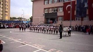 mina yılmaz 19 mayıs 2011 bando gösterisi 1
