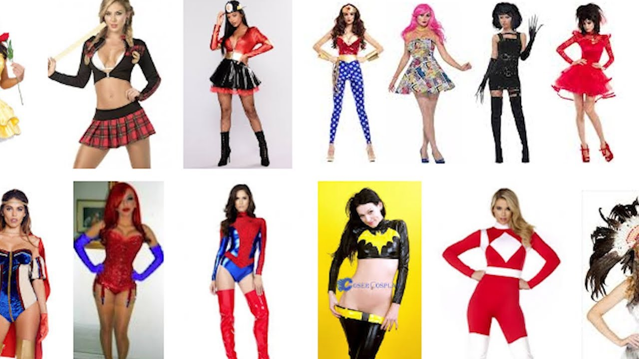 Ultimate List Of 25 Sexy Halloween Costumes You Didn't Know Were ...