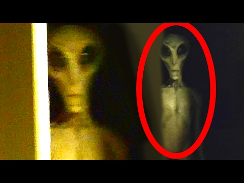 Aliens Caught on Tape - BEST ALIEN FOOTAGE - Real Alien Sightings