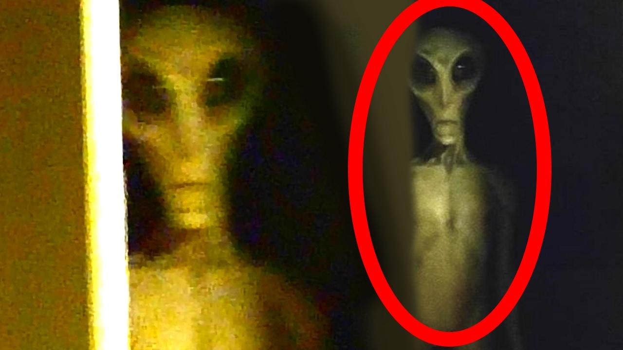 Aliens Caught on Tape - BEST ALIEN FOOTAGE - Real Alien ...