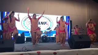 Vaisakhi mela bhangra performance