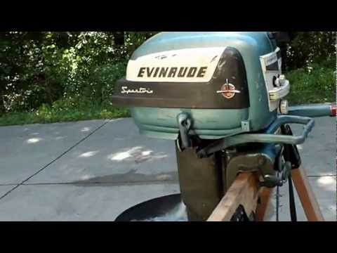 Evinrude Sportwin 10 Hp Includes Tank