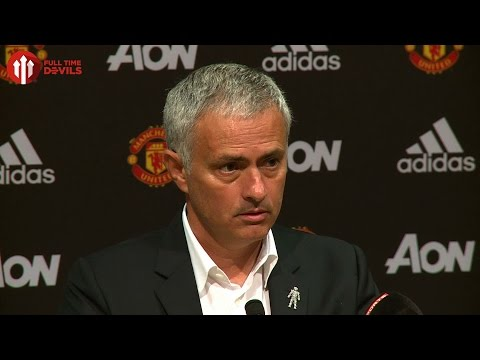 Jose Mourinho: 'I am ALWAYS Positive!' FULL PRESS CONFERENCE | Manchester United 4-1 Leicester City