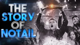 """The Story of Johan """"N0tail"""" Sundstein - The Flower of Dota 2"""