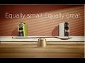 Nespresso 膠囊咖啡機 Essenza Mini 純潔白 白色奶泡機組合 product youtube thumbnail