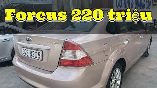 🛑[trực tiếp] forcus 2009 fom mới mà giá chỉ có 220tr📞0888.907.666