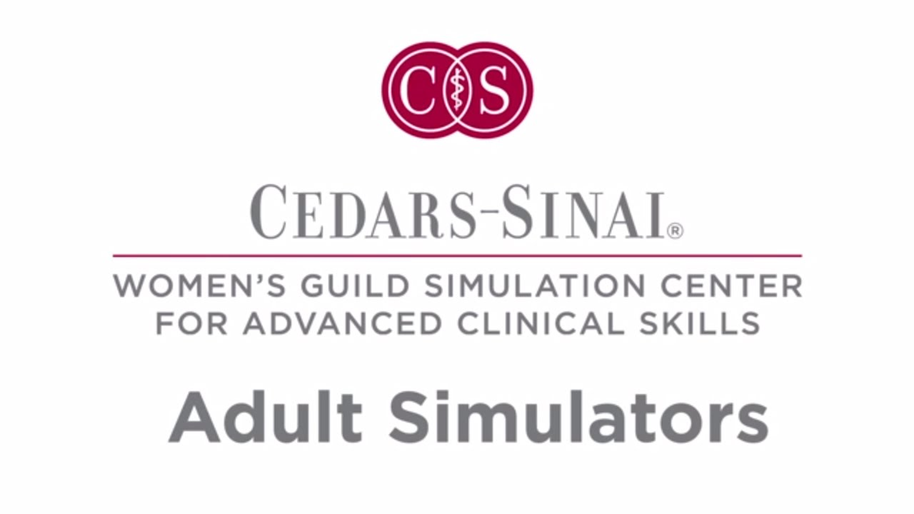 Women's Guild Simulation Center for Advanced Clinical Skills