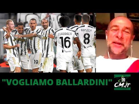 Vieni ALLA JUVE: Ballardini risponde ad un tifoso!