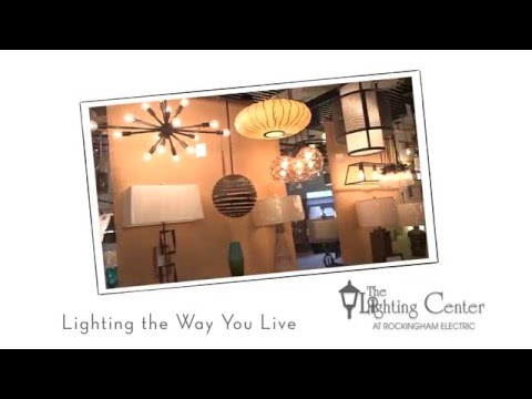 The Lighting Center at Rockingham Electric  sc 1 st  YouTube & The Lighting Center at Rockingham Electric - YouTube azcodes.com