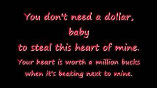 Romance on a Rocketship - A Million Kisses (lyrics)