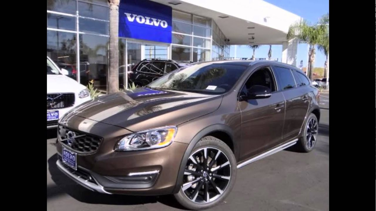2016 Volvo V60 Twilight Bronze Metallic