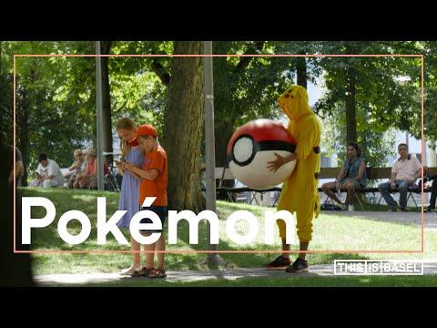 «Pokémon Go – THE REVENGE» - Best of Swiss Web Award 2017