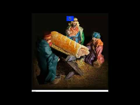 James O'Brien vs Greggs' baby Jesus sausage roll