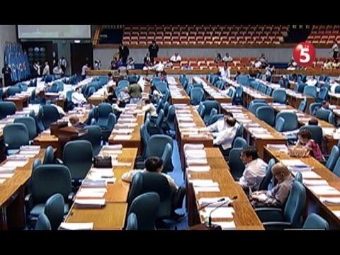 Panukala para suspendihin ang 2017 barangay elections, inihain na sa Kamara