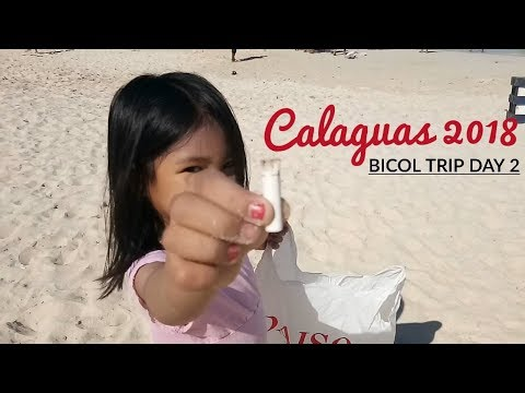 Calaguas Island 2018 | BICOL TRIP Day 2