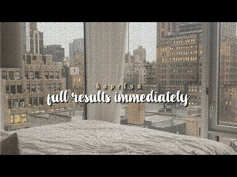 ੈ full results immediately [powerful subliminal booster]