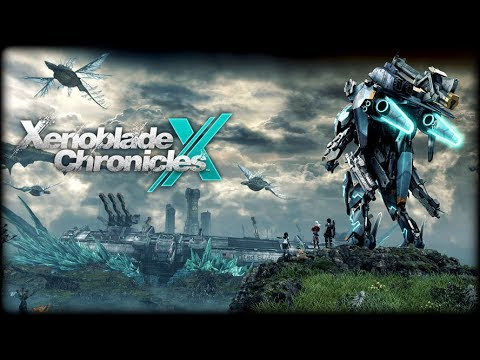 XENOBLADE CHRONICLES X ||| Pelicula Completa ||| The Movie [All Main Cutscenes & Boss Battles]