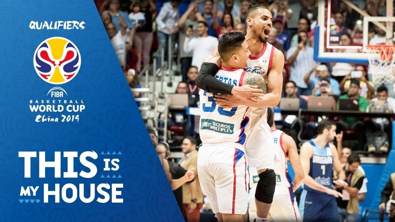 Puerto Rico v Uruguay - Highlights - FIBA Basketball World Cup 2019