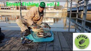 FEEDER FANATICS Street Fishing vol 2 grube płocie i waleczne krąpie mega brania i emocje