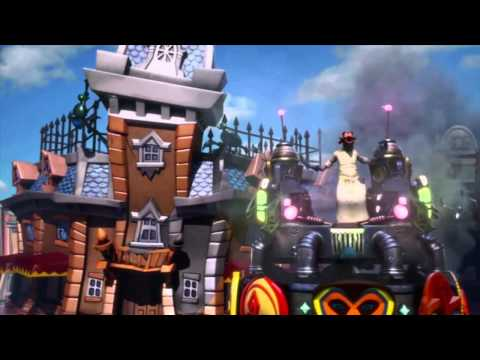 Disney Epic Mickey 2: The Power of Two trailer |