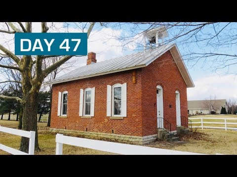 Back To The Little Red Schoolhouse (DAY 47)