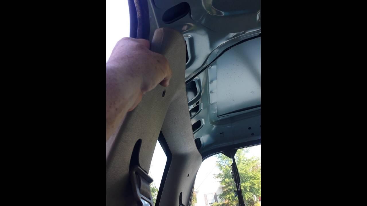 Dodge Ram 94 97 Headliner Removal Part 1 Youtube