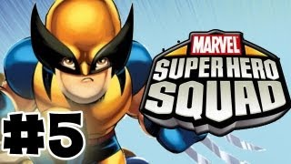 Marvel Super Hero Squad - The Infinity Gauntlet - Part 5 - Gameplay Walkthrough (HD)