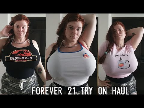 Forever 21 Try On Clothing Haul