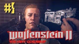Смотреть Wolfenstein™ II: The New Colossus ► Юмористы ► Прохождение #5 онлайн