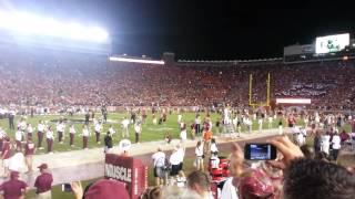 Florida State vs Clemson 2012 Pregame Warchant