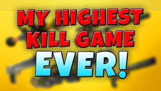 *INSANE* HIGHEST KILL GAME I EVER HAD! - DUO'S WITH AARON ESSER (Fortnite Battle Royale)
