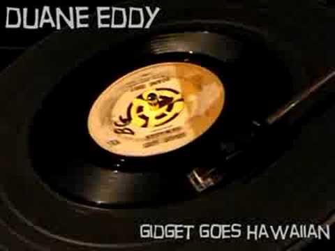 Duane Eddy: Theme from Dixie b/w Gidget Goes...