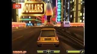 3D Kaçış Arabası 2 - 3D Araba Oyunları - 3DOyuncu.com