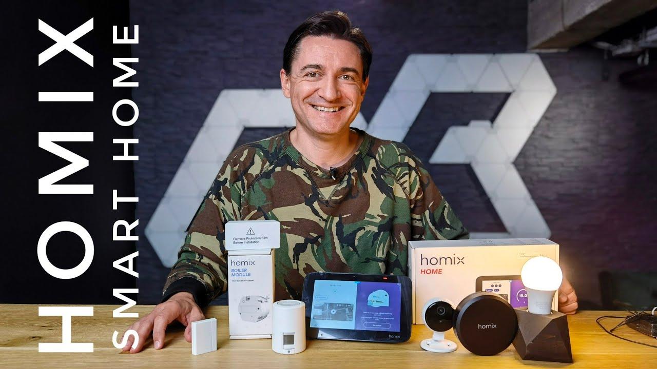 Kit-ul SmartHome Accesibil - Am testat Enel HomiX