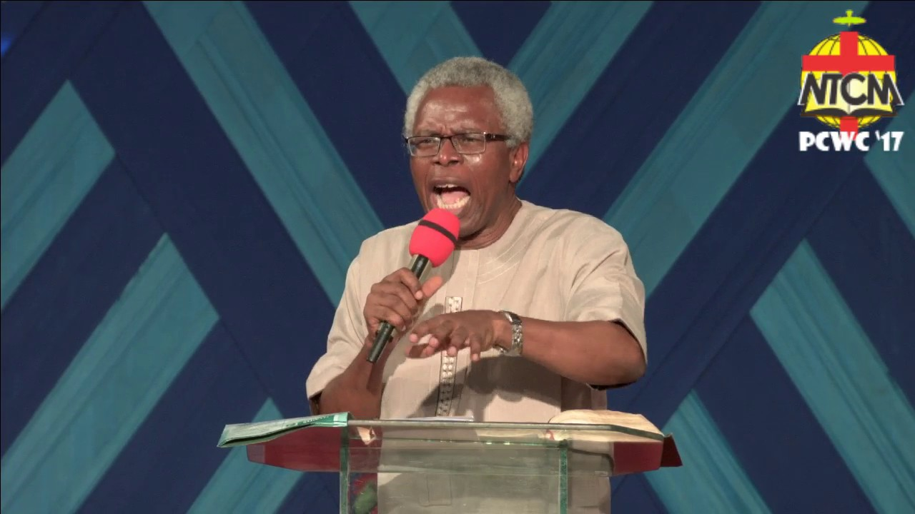 How to fulfill the great commission (Part 3A) - PCWC 2017: POPOOLA M.R.