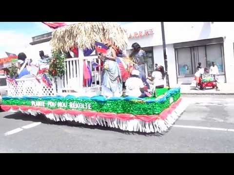 Haitian flag day parade Official video 5/21/17