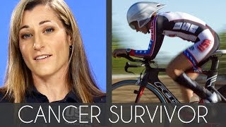A Paralympic Athlete And Cancer Survivor Shares Her Story