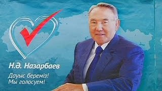 Kazakhstan to vote in presidential election set to keep Nazarbayev in office