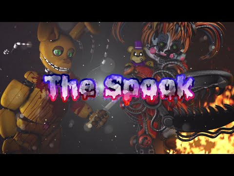 [FNAF SFM] The Spook | KSHMR ft. BassKillers & B3nte|