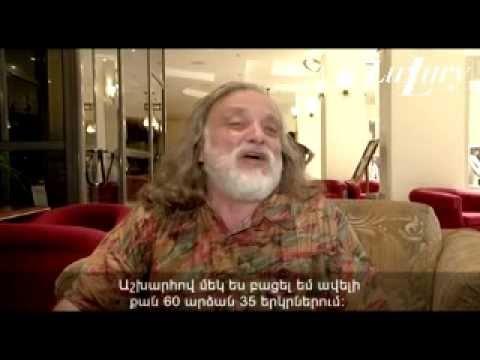 Gregory Pototsky  And Luxury Magazine